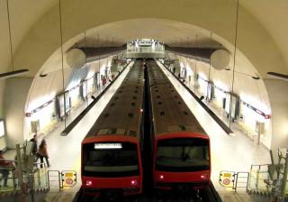 Metro de Lisboa tem o menor número de funcionários desde 1975
