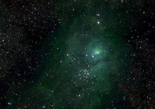 Descoberta estrela rara que pulsa a sete mil anos-luz da Terra