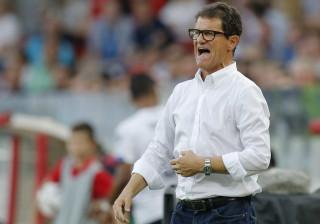 Fabio Capello deixa recado ao Benfica, Real Madrid e Barcelona