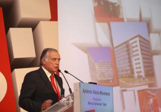 Vieira Monteiro fala em