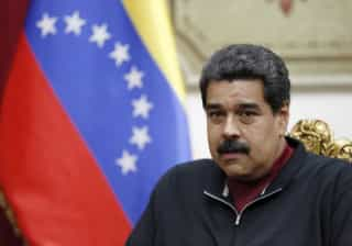 """Parlamento acusado de se """"aliar com a direita mundial"""" contra Venezuela"""