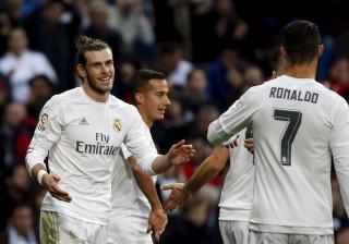 Bale falha 'meias' da Champions devido a lesão