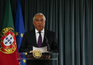 Costa desvaloriza declarações de Passos sobre recurso a reservas do BdP