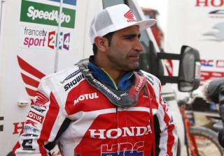 Paulo Gonçalves assegura que já encontrou a receita para vencer o Dakar