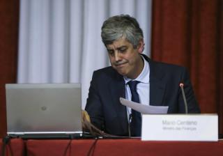 Data marcada para Mário Centeno ser ouvido na segunda comissão da CGD