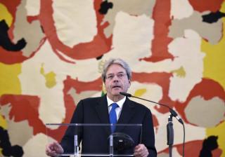 Paolo Gentiloni aceitou formar Governo em Itália