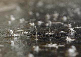 Chuva põe todo o país sob aviso amarelo. E o calor?