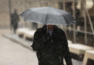 Esqueça o bom tempo. Haverá chuva e descida das temperaturas em breve