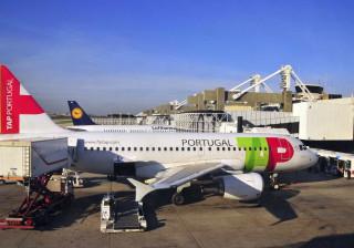 Ponte aérea da TAP transportou uma média de 2.000 passageiros por dia