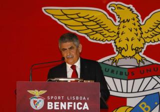 """""""O Benfica não está em incumprimento com ninguém"""""""