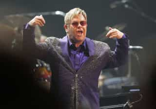 Casamento de Elton John e David Fumish está