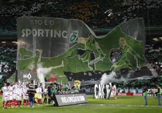 Dérbi Sporting-Benfica originou quase 18 mil euros em multas