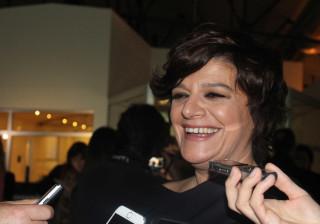 Reação de Júlia Pinheiro ao saber da escolha de Diogo Morgado