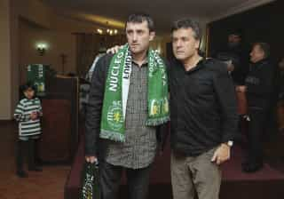 Sporting convida Iordanov após reportagem emotiva