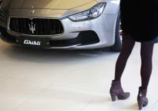 Maserati chama à revisão quase 40 mil veículos por risco de incêndio