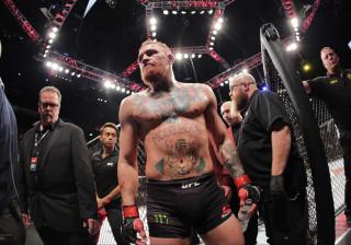 Cuidado Mayweather: McGregor já anda em treinos de boxe