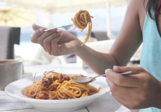 Afinal, quem come massa tem uma dieta melhor
