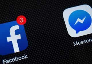 Começaram a chegar ao Messenger duas funcionalidades do Facebook