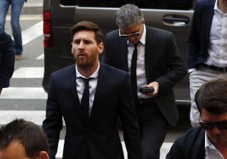 Supremo Tribunal confirma sentença que condena Messi a 21 meses de prisão