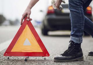 Um morto em colisão de automóvel com poste de eletricidade em Silves