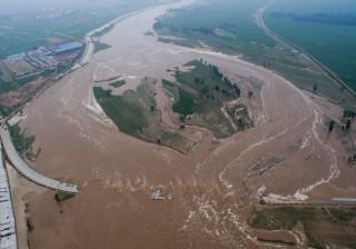 Mais de 100 mortos na China devido às chuvas fortes
