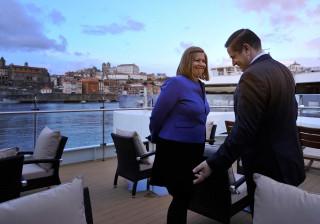 """Oposição pede investimento, ministra do Mar responde com """"boas notícias"""""""