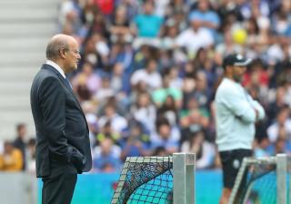 Pinto da Costa mostra os 17 pontos levados por Herrera