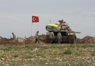 """Turquia: Operação para """"limpar"""" Jarablos vai acabar rapidamente"""