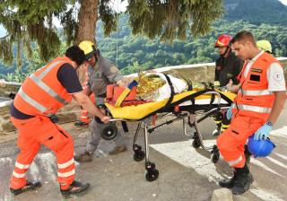 Comité Olímpico italiano solidário com as vítimas do sismo em Itália