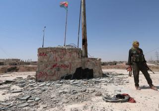 Rebeldes apoiados pela Turquia tomaram aldeia próxima de Jarablos