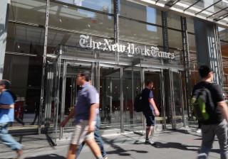 Hackers russos lançaram cibertaque ao New York Times em Moscovo