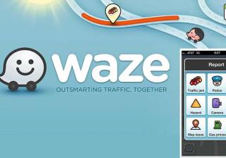 Vai ser possível fazer encomendas através do Waze