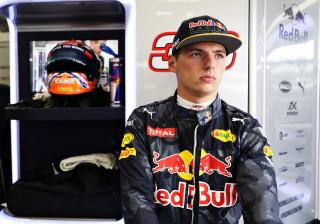 Verstappen desmaiou durante os treinos do GP da Malásia