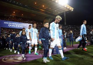 """""""Messi? É incrível que um insulto vire uma suspensão de quatro jogos"""""""