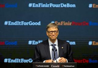 Bill Gates proibiu filhos de terem telemóvel antes dos 14 anos