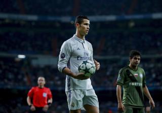 Próximo galáctico dependente de Cristiano Ronaldo