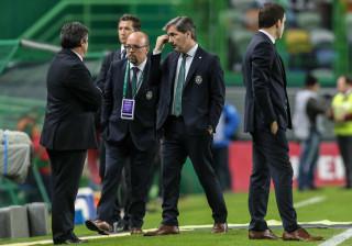 Sporting vai avançar com queixa contra Benfica por 'espera' a árbitro
