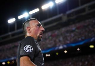 Ribéry revelou os sete tubarões europeus que o quiseram contratar