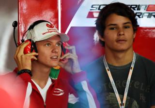 """Filho de Schumacher na Ferrari? """"A passadeira vermelha está estendida"""""""