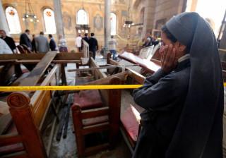 Líder islâmico condena ataque a igreja católica no Egito