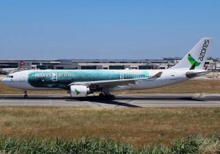 Receitas da Azores Airline cresceram 25% graças a venda de bilhetes