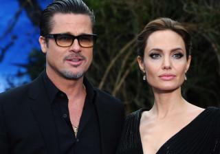 Ainda existe uma coisa que une Angelina Jolie e Brad Pitt