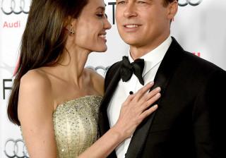 Angelina Jolie e Brad Pitt 'baixam a guarda' e voltam a falar