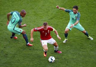 Portugal-Hungria: Fernando Santos aposta em André Silva e CR7 na frente