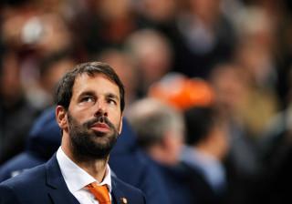 Van Nistelrooy aponta o seu 'herdeiro' no mundo do futebol