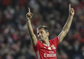 A vontade de Jonas não é a mesma que o Benfica