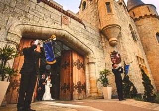 Conheça seis castelos onde é possível casar