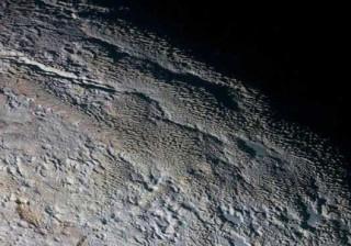 Foi encontrada uma semelhança entre Terra e Plutão