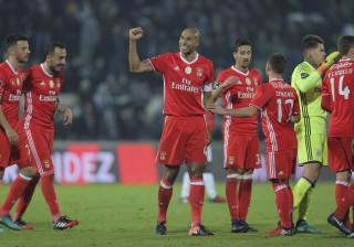 Só cinco jogadores participaram no completo tetra do Benfica. Quem são?