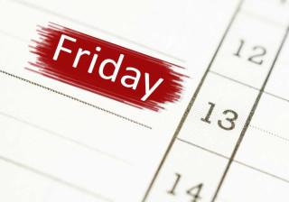 Porque é que consideramos a sexta-feira 13 um dia de azar?